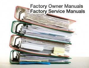 Factory Servie Manuals - Stus EZ Auto Remote
