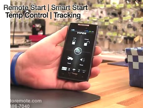 RemoteStart2-MainPage